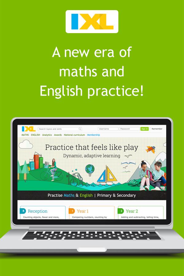 IXL Maths | Online maths practice